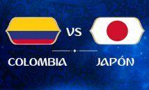 MUNDIAL RUSIA 2018 - COLOMBIA VS JAPÓN