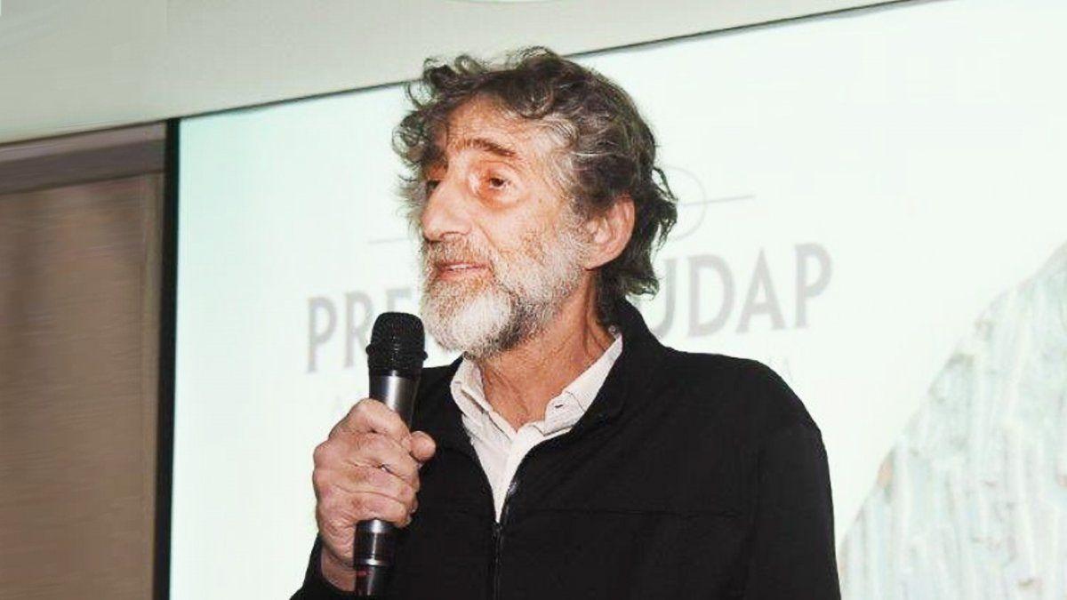 Un merecido homenaje a Claudio Invernizzi