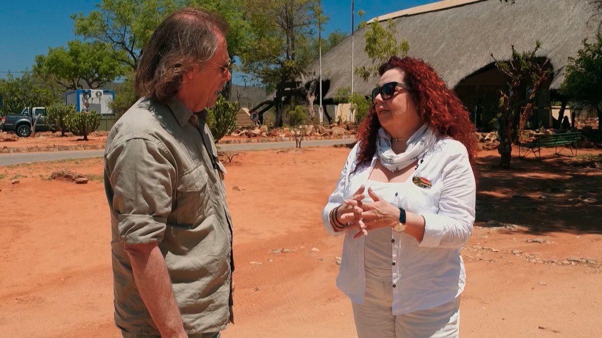 Tres uruguayos en Pretoria -Sudáfrica-