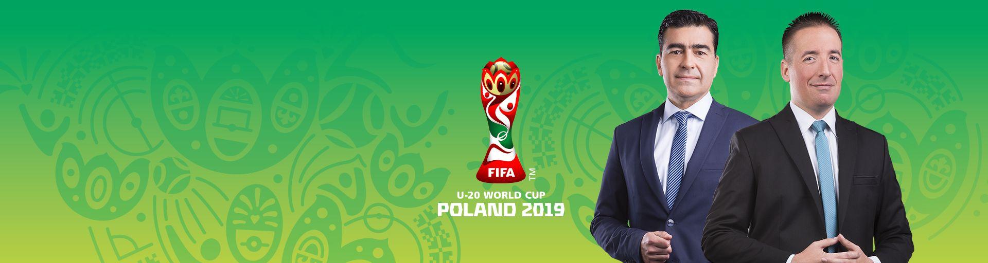 MUNDIAL SUB20 POLONIA 2019