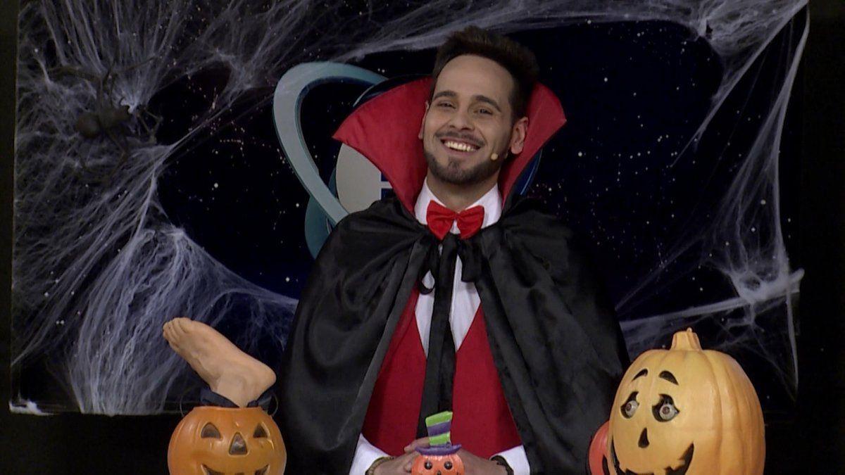 ¡Los astros en Halloween!