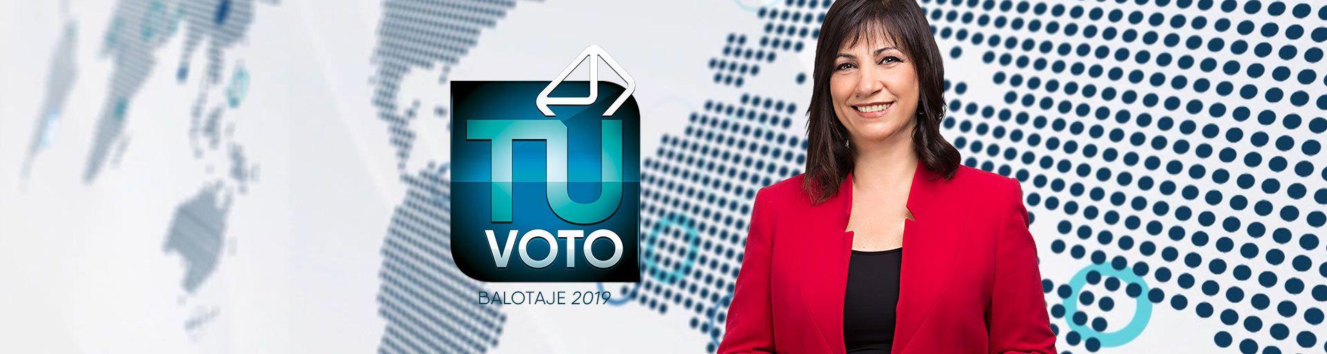 TU VOTO - ELECCIONES 2019