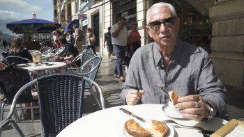 Sergio Puglia viaja hasta el festival de San Sebastián