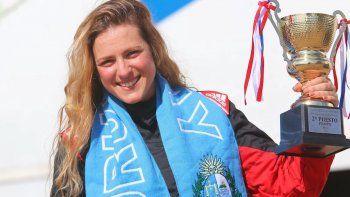 Patricia Pita: primera uruguaya piloto de rally