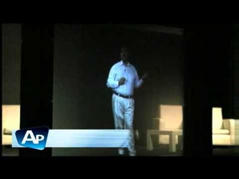 FIA 2011 Emprendedurismo Global.Video Conferencia Holográfica.